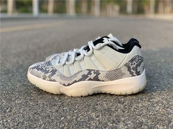 "Air Jordan 11 Low SE ""Snakeskin"""