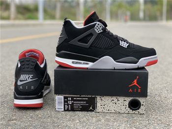 "Air Jordan 4 ""Bred  best best best top top top"