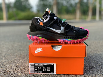 Off-White x Nike Zoom Terra Kiger 5