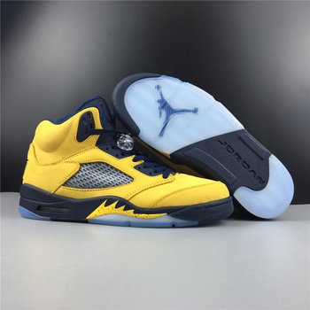 "Air Jordan 5 SP ""Michigan"""