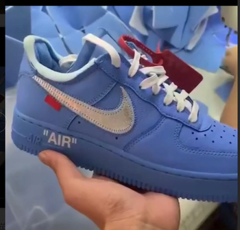 Nike Air Force 1 x Off-White OW