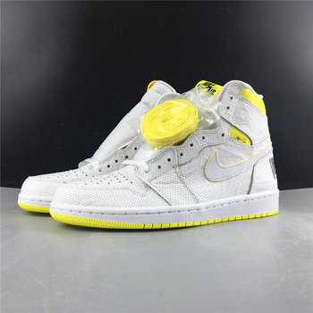 "Air Jordan 1 ""First Class Flight"""