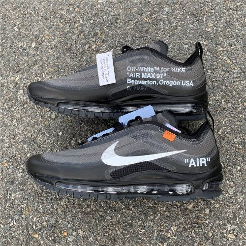 new style ac738 13d2c Nike Air Max 97 x Off White size 5-11