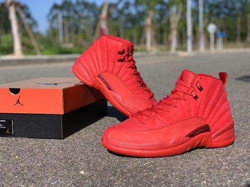 """best sneakers 433fc a301b Air Jordan 12 """"Bulls"""" size 8-13"""