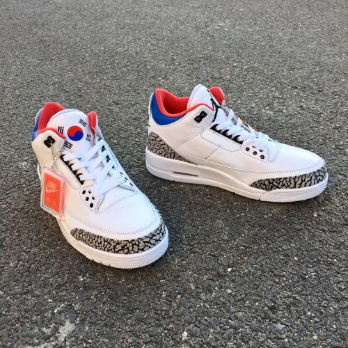 best website 72801 aa911 Air Jordan 3 'Seoul' men size 7-13
