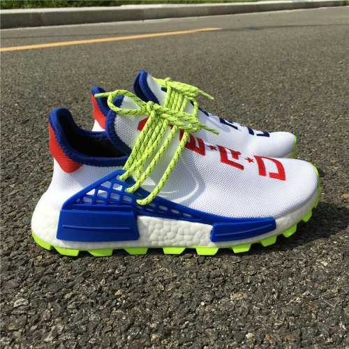 hot sales 1c3bc 3b139 Adidas NMD Hu Pharrell NERD Homecoming size 7-12