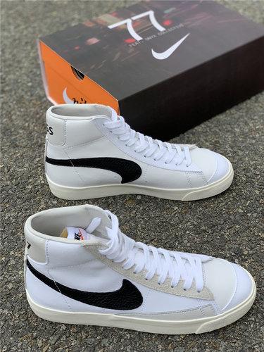 "primer nivel vendido en todo el mundo código promocional US$ 105 - Slam Jam x Nike Blazer Mid ""Class 1977"" - m ..."