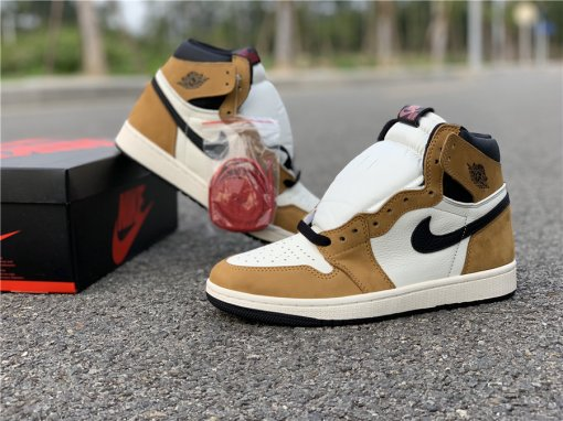 "Air Jordan 1 Retro High OG ""Rookie of the Year"" size 7.5-13"