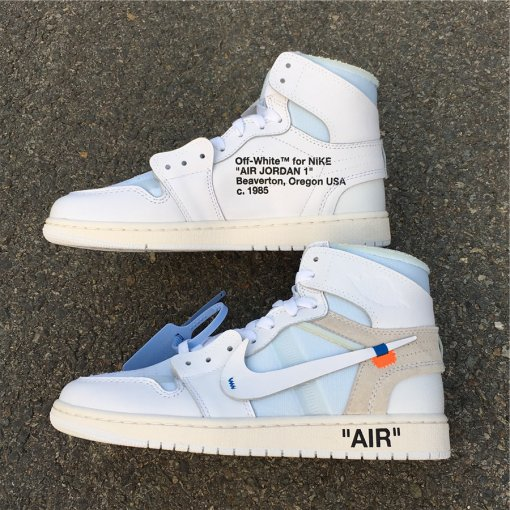 OFF-WHITE x Air Jordan 1 OW SIZE 7-13