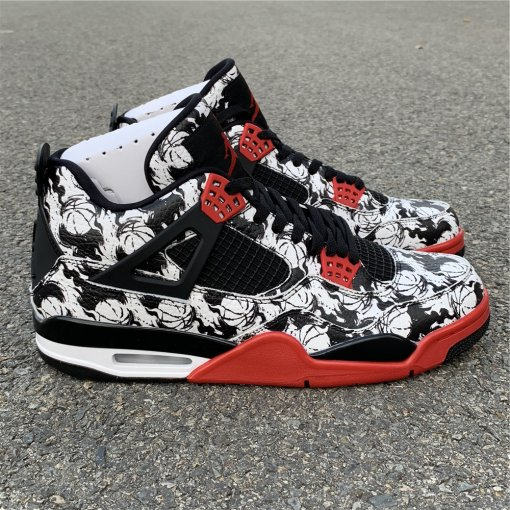 "Air Jordan 4 ""Tattoo"" size 7.5-13"