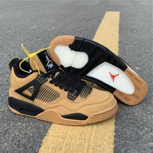 Travis Scott x Air Jordan 4 size 7-13