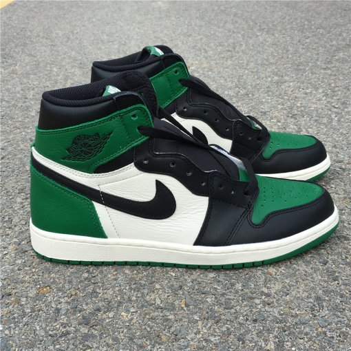 "Air Jordan 1 High OG ""Pine Green"" size 8-13"
