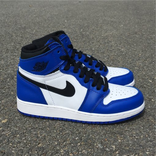 Air Jordan 1 Game Royal women size 4Y-7Y