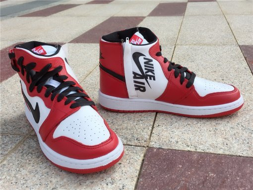 Air Jordan 1 Rebel red women 5-9