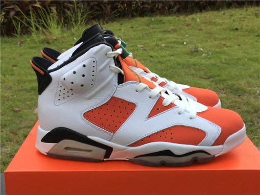 "Air Jordan 6 ""Gatorade"" men size 7.5-13"