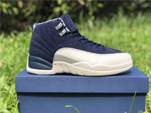 "Air Jordan 12 ""International Flight"" size 7.5-13"