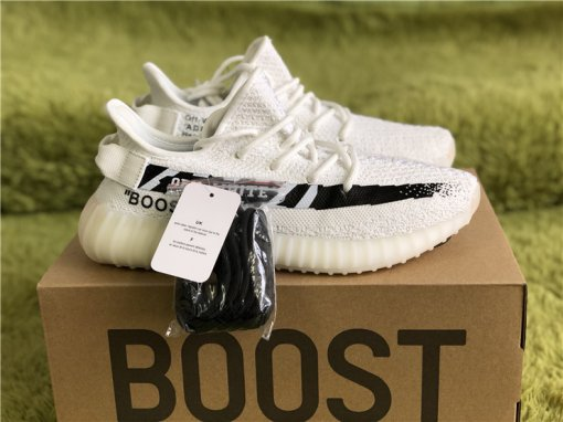 Off-White x Adidas YEEZY BOOST 350 V2 size 5-12