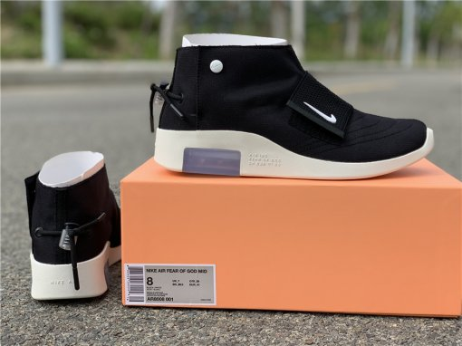 Fear of God x Nike Air Fear Of God Mid Moccasin