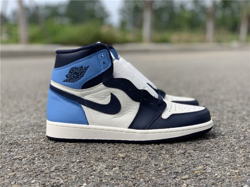 "Air Jordan 1 ""Obsidian"""