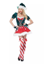 Christmas Costume(4pcs)
