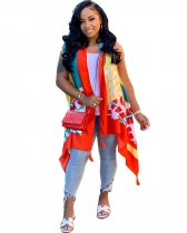 Leisure Fashion Orientation Printed Scarf