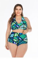 Swimming suit with steel bracket and large cup