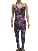 Suspender perspective Jumpsuit