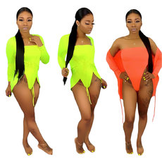 Cloak Bikini Swimsuit two-piece suit