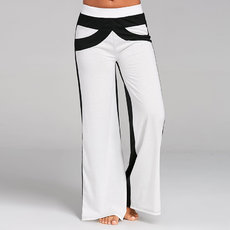 Fashion casual wide-legged dance trousers