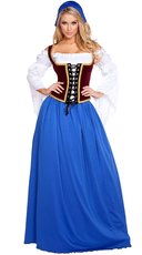 Lady Role-playing costumes