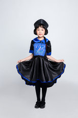 Chinese female ghost  KID COSPLAY Role-playing costumes