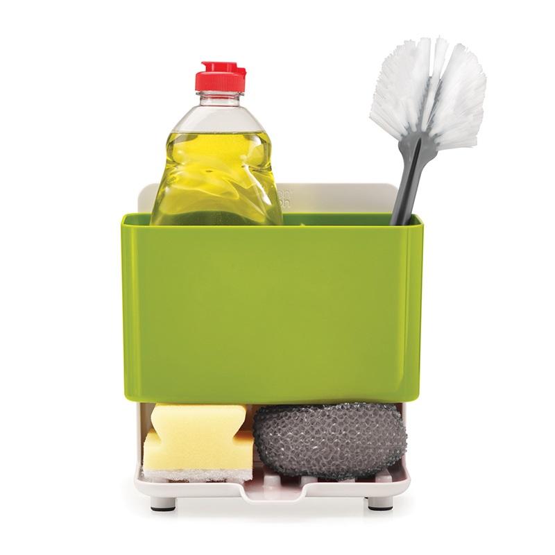 Caddy Tower Slimline Sink Tidy Caddy Kitchen Sink Organizer Sponge Holder  Dishwasher