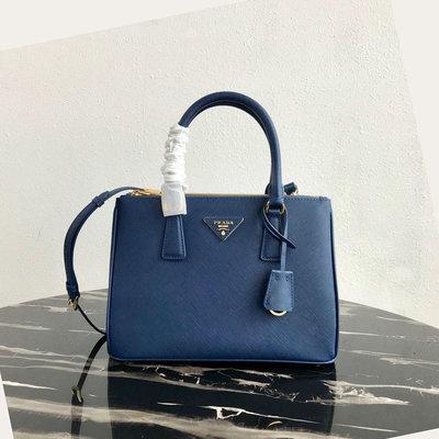 6cbf6c31a60b51 Prada Original Small Saffiano Galleria top handle 1BA863 XM9052835