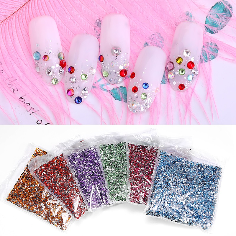 Rhinestones Nail Stones And Gems Rhinestones For Crafts Hobby Table