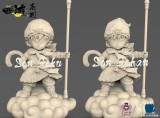 【Pre order】Clown Park × T.H.G Studio Dragon Ball Ver.Journey to the West SonGoku SD Resin Statue Deposit
