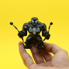 【In Stock】Personal Custom Compatible with LEGO Venom