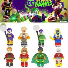 【In Stock】Personal Custom Compatible with LEGO DC Joker Movie