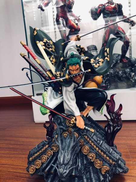 【In Stock】GT Studio One-Piece Roronoa Zoro 1:6 Scale Resin Statue