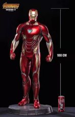 【Pre order】6Y Studio Marvel Iron Man MK50 1/2 Scale Resin Statue Deposit