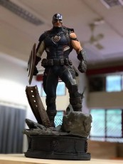 【In Stock】Personal Custom Marvel Captain Hydra Resin Statue