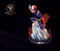 【Pre order】Series Studio My Hero Academia Todoroki Shouto 1/6 Resin Statue Deposit