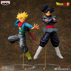 【Pre order】Banpresto Dragon Ball Super Goku Black&Trunks 超戦士列伝Ⅱ~第二章 未来の戦い ​Figure Deposit