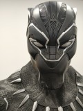 【In Stock】Queen Studio Marvel Black Panther Life Size Bust (Copyright)