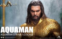 【Pre order】Queen Studio DC Justice League Aquaman 1/2 Resin Statue Deposit(Copyright)