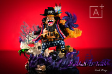 【Pre order】A+ Studio One-Piece Two years after Black Beard WCF Resin Statue Deposit