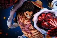 【Pre order】Dragon Studio One Piece Monkey D Luffy Gear4 Resin Statue Deposit