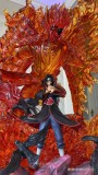 【In Stock】SXG Studio Naruto Uchiha Itachi Susanoo Tempestuous God of Valour 1:6 Resin Statue