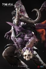 【Pre order】AL Studio Warcraft3/Dota Demon Hunter Illidan Stormrage 1/4 Resin Statue Deposit