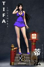 【Pre order】XZ Studio Final Fantasy VII FF7 Evening Dress TIFA Resin Statue Deposit
