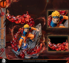 【Pre order】DP9 Studio Naruto Battle of the Final Valley Sigil Naruto 1:6 Scale Resin Statue Deposit
